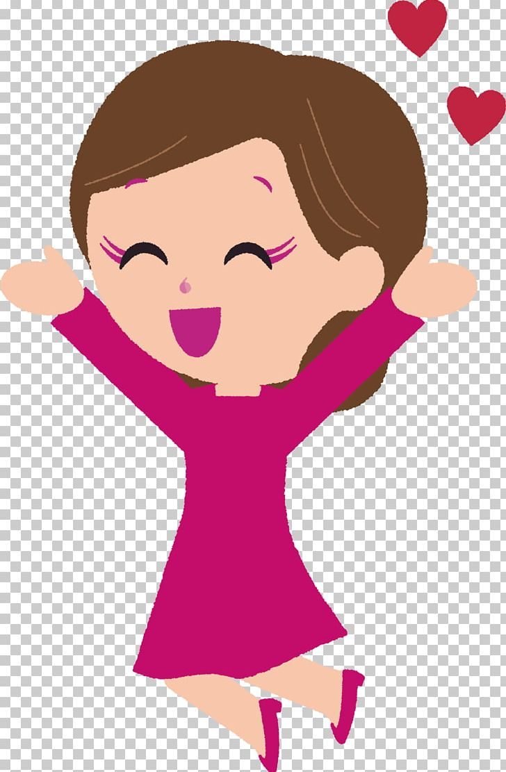 Happy Woman. PNG, Clipart, Arm, Art, Beauty, Cartoon, Child Free PNG Download