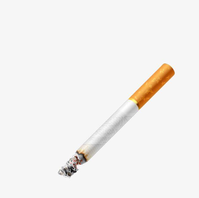 Lit Cigarette Png Clipart Burning Burning Cigarette Cigarette Cigarette Clipart Free Free Png Download