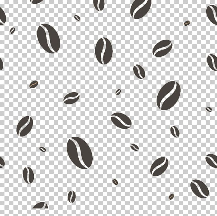 Coffee Bean Fundal Png Clipart Angle Background Bean Beans Black And White Free Png Download