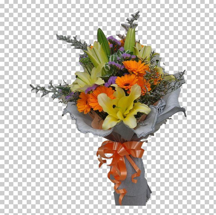 Floral Design Flower Bouquet Cut Flowers Gift PNG, Clipart, Artificial Flower, Birthday, Common Sunflower, Cut Flowers, Diwali Brochureorange Free PNG Download