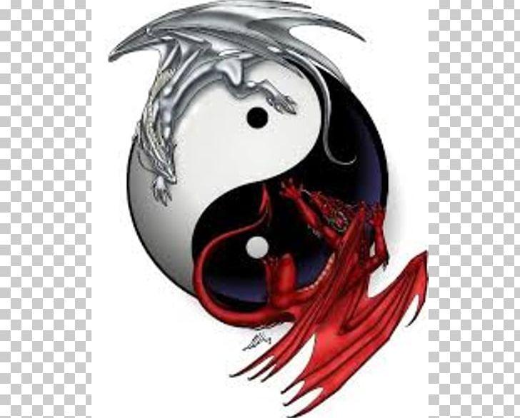 yin and yang tattoo chinese dragon flash png clipart