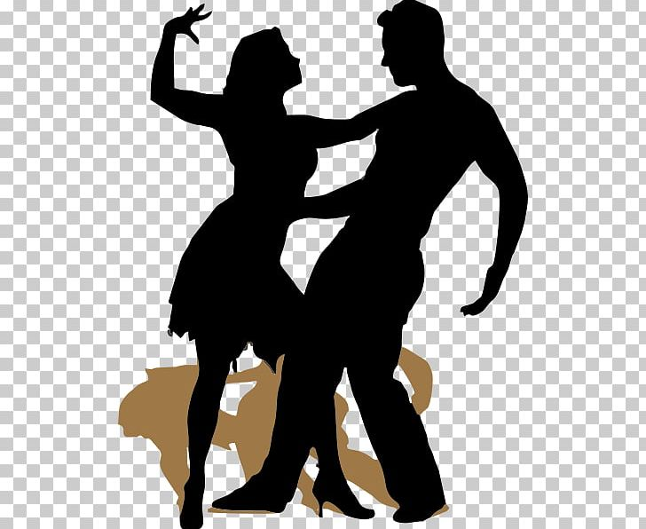 Ballroom Dance Silhouette Music Salsa PNG, Clipart, Animals