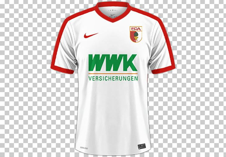 bb9b4993e Sports Fan Jersey Bundesliga Football FC Augsburg Dream League Soccer PNG,  Clipart, Active Shirt, Area, Brand, ...
