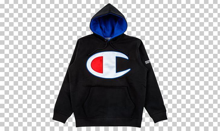 Trampki 2018 najlepsza moda przytulnie świeże Hoodie T-shirt Supreme Champion PNG, Clipart, Black, Blue ...