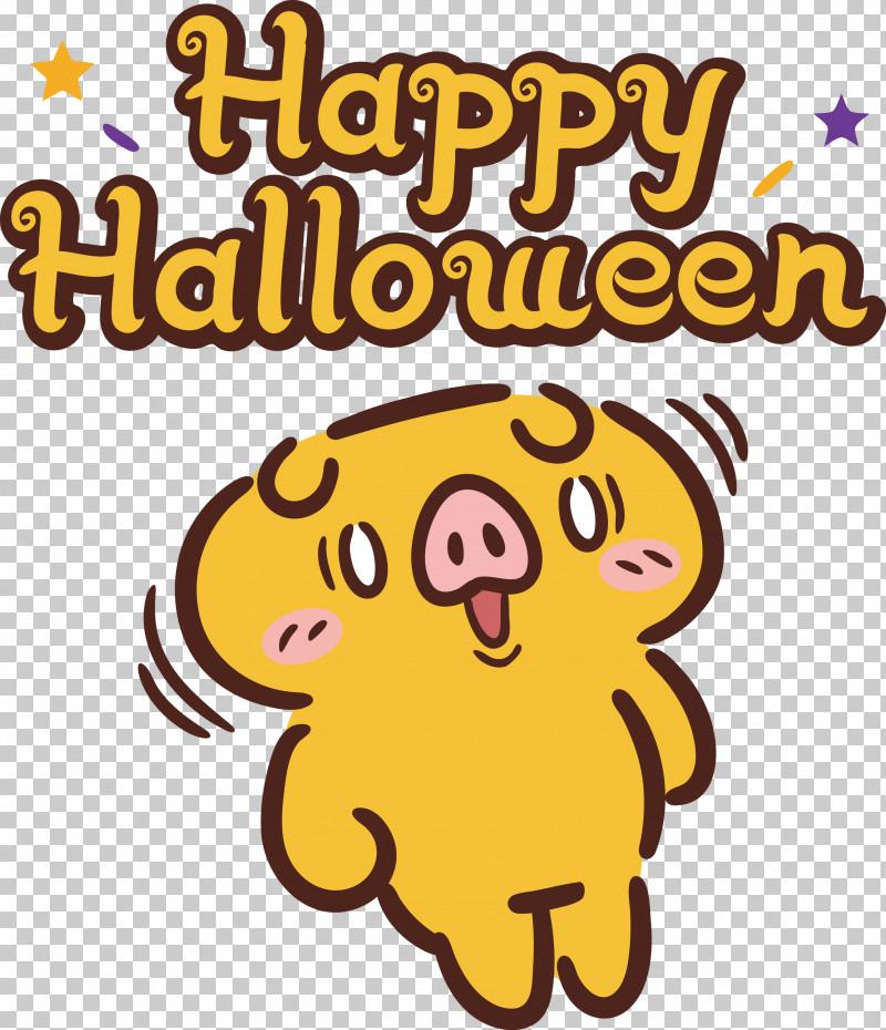Happy Halloween PNG, Clipart, 2018, Cartoon, Halloween, Happiness, Happy Halloween Free PNG Download