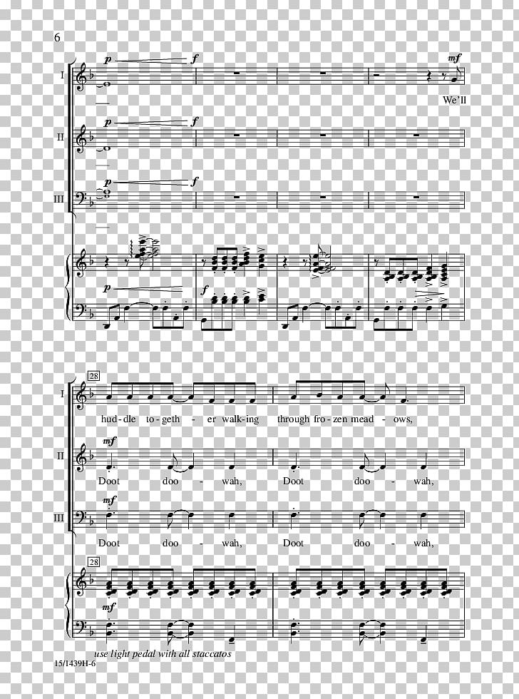 Sheet Music Choir SATB Part PNG, Clipart, Angle, Area, Art, Black