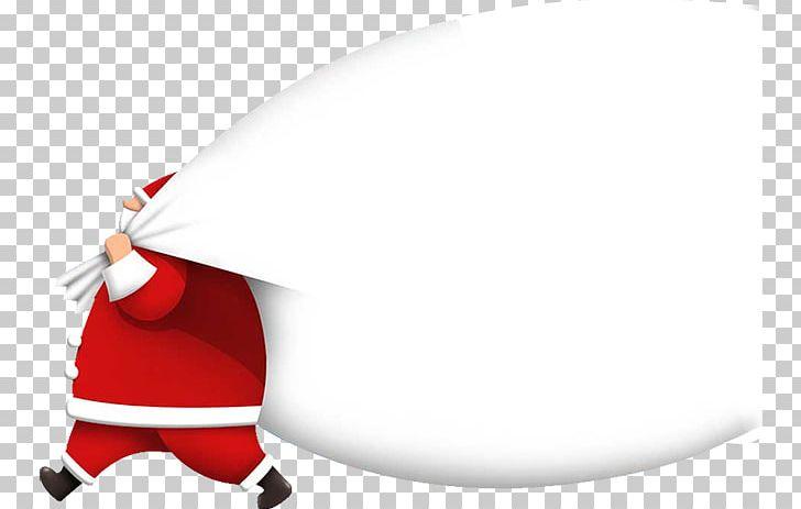 Santa Claus Gift Bag Christmas PNG, Clipart, Bag, Brand, Christmas, Christmas Ornament, Computer Wallpaper Free PNG Download