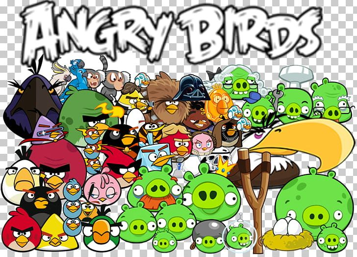 Angry Birds Stella Angry Birds Go! Angry Birds Friends Angry Birds 2