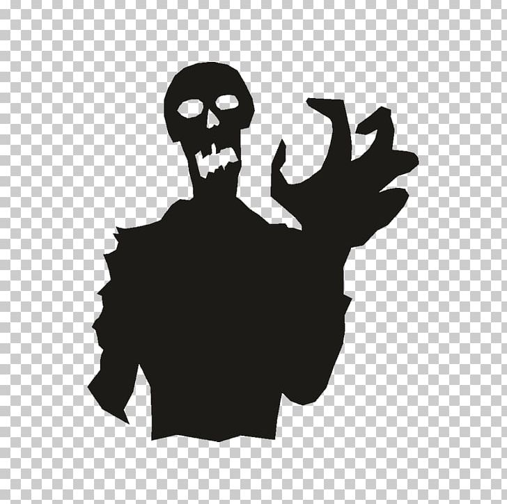 ghoul silhouette halloween png clipart black and white clip art fantasy fictional character finger free png ghoul silhouette halloween png clipart