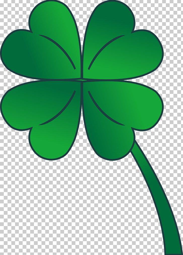 Four-leaf Clover Shamrock Saint Patricks Day PNG, Clipart, Background Green, Clover, Decoration, Download, Drawing Free PNG Download
