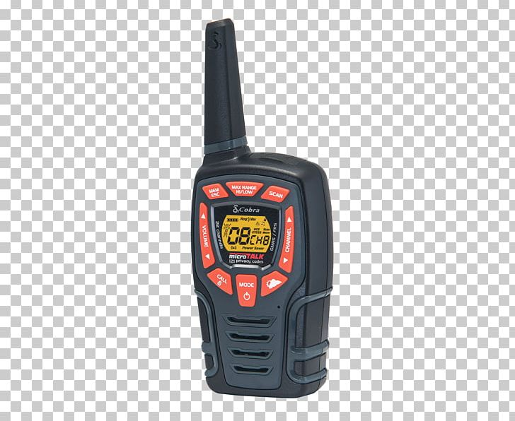 Two-way Radio Walkie-talkie PMR446 Family Radio Service Citizens Band Radio PNG, Clipart, Amplitude Modulation, Citizens Band Radio, Electronic Device, Family Radio Service, General Mobile Radio Service Free PNG Download