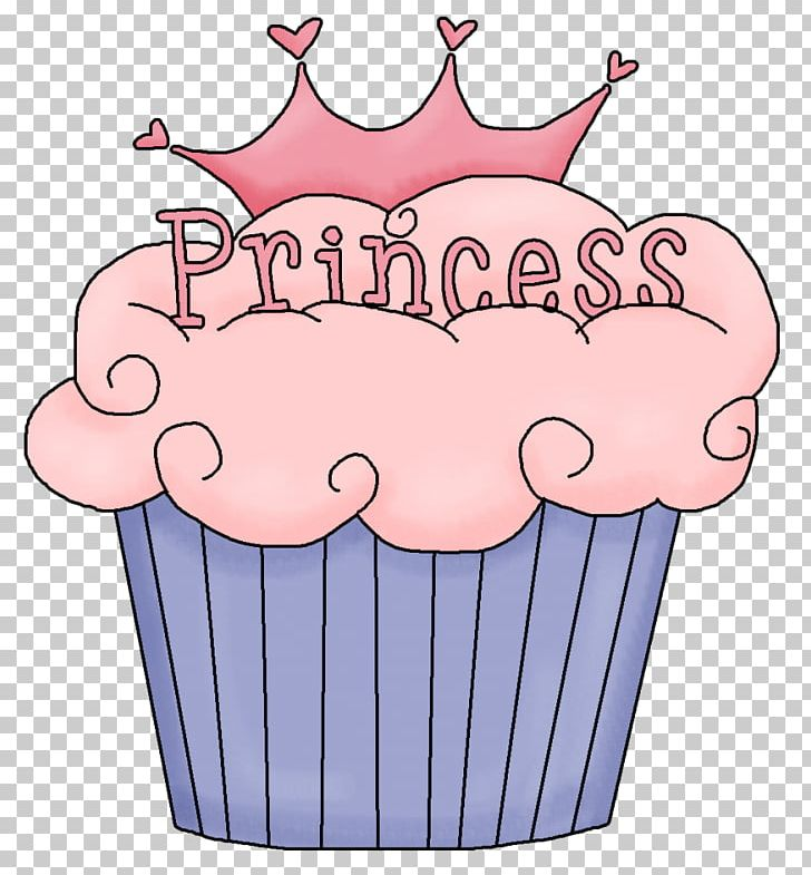 Birthday Cake Cupcake Princess PNG Clipart Baking Cup Candy Free Download