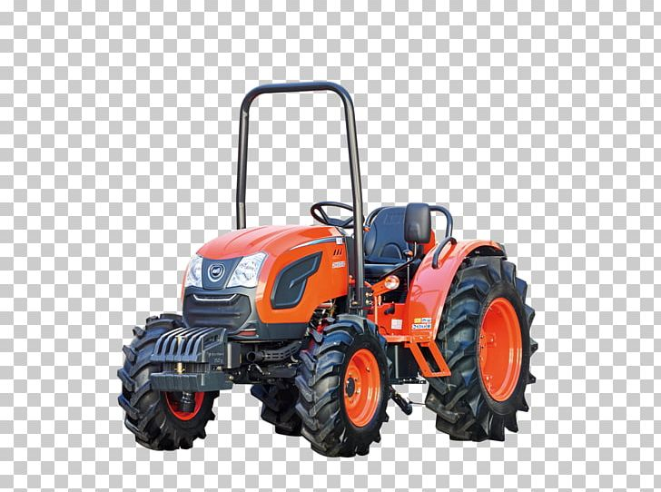 Tractor Kioti Agriculture Agricultural Machinery Heavy