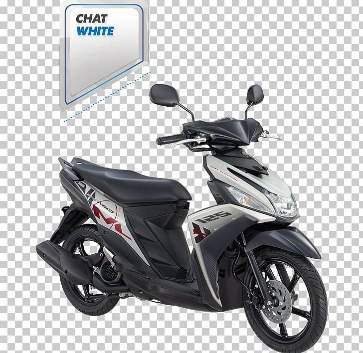 Yamaha Mio M3 125 Scooter Motorcycle PT  Yamaha Indonesia