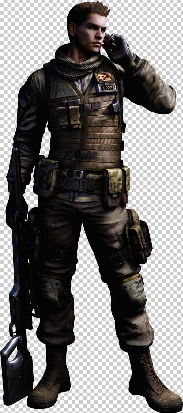 Resident Evil 6 Chris Redfield Leon S Kennedy Claire Redfield Png Clipart Army Art Concept Art