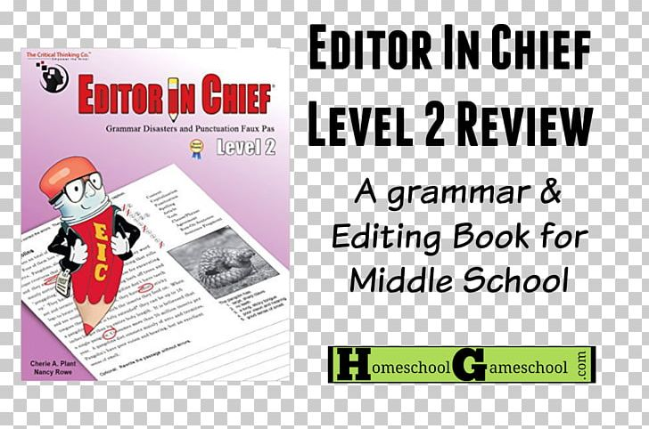 Editor In Chief Level 2 Editor In Chief® Level 2 Editor In Chief