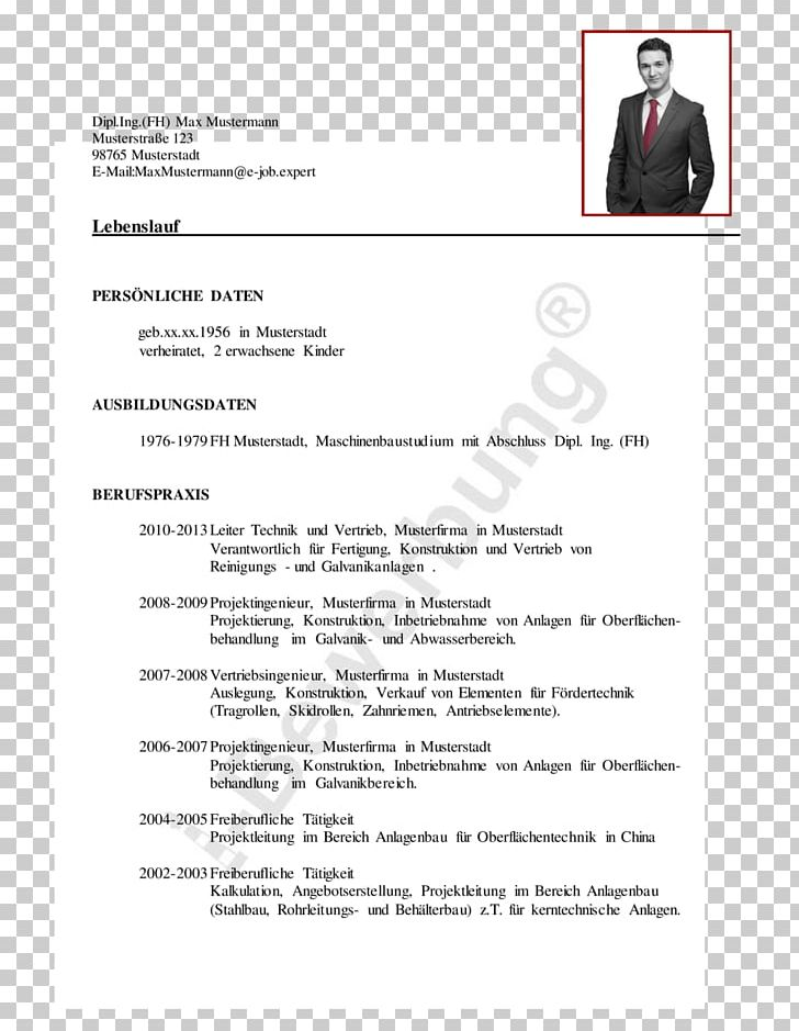 Curriculum Vitae Application For Employment R Sum Cover