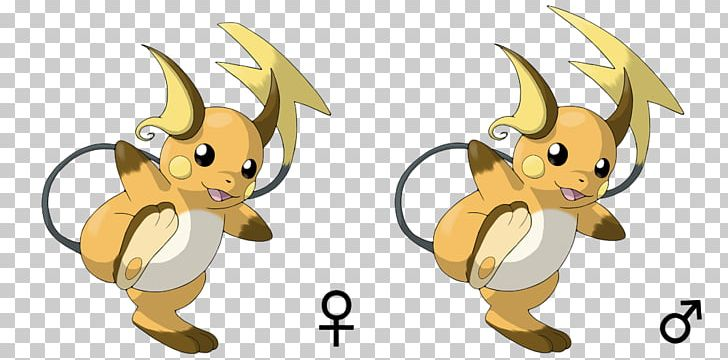 Pikachu Raichu Pichu Digital Art Png Clipart Animal Figure