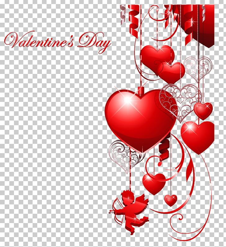 Valentine's Day Heart PNG, Clipart, Cherry, Clipart, Clip Art, Cupid, Decor Free PNG Download