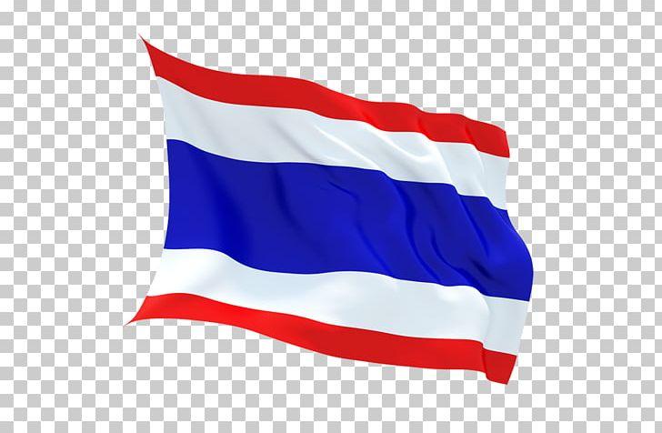 Hat Yai Flag Of Thailand Raising The