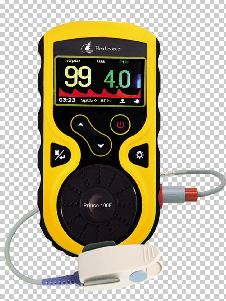 Pulse Oximetry Pulse Oximeters Heal Force Prince 100F High