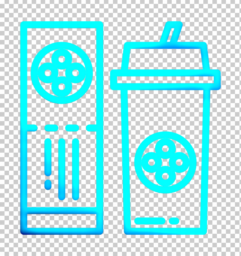 Ticket Icon Cinema Icon Movie  Film Icon PNG, Clipart, Cinema Icon, Movie Film Icon, Symbol, Ticket Icon, Turquoise Free PNG Download