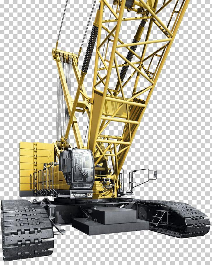 Kobelco Cranes Kobe Steel Machine Kobelco Training Services PNG