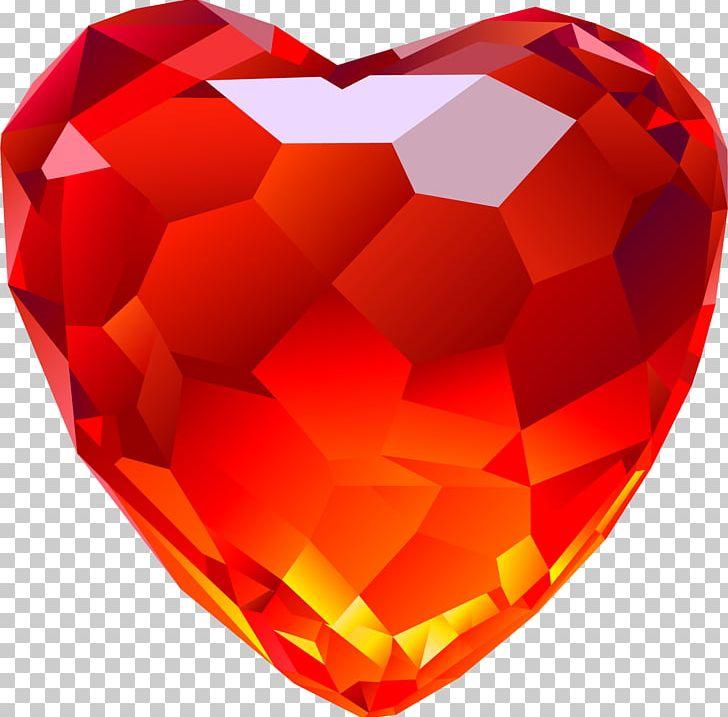 Red Diamonds Heart Png Clipart Clip Art Color Desktop