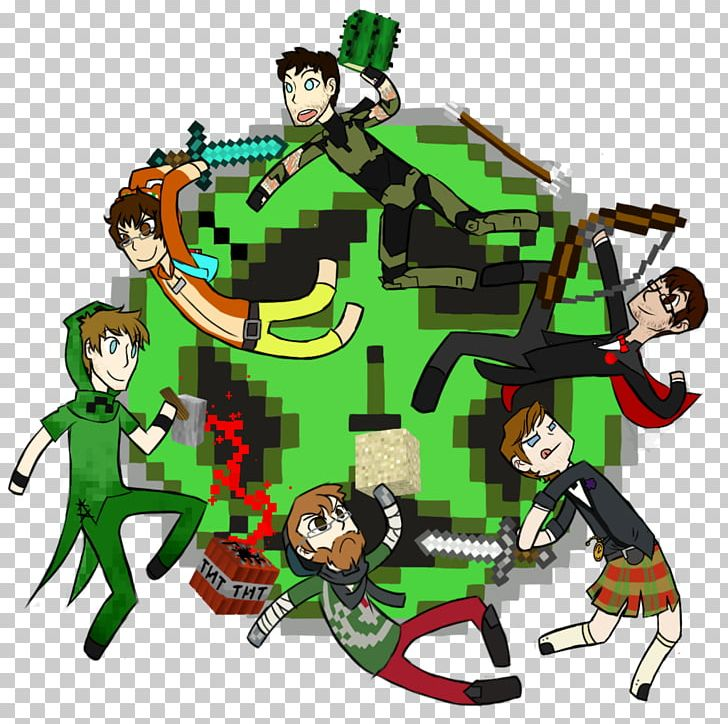 Minecraft Achievement Hunter Rooster Teeth PNG, Clipart