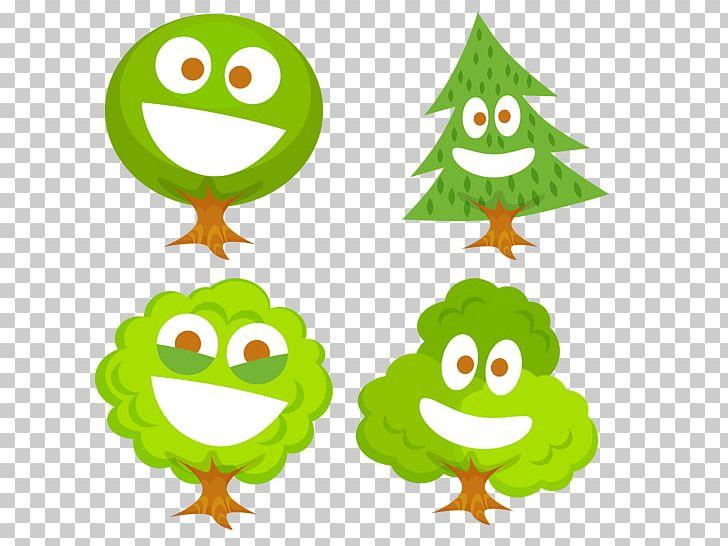 Tree Cartoon Computer Icons PNG, Clipart, Amphibian, Animal Figure, Artwork, Beak, Blog Free PNG Download
