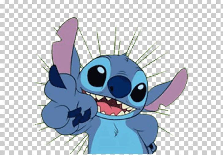 Stitch Sticker Decal The Walt Disney Company Telegram PNG