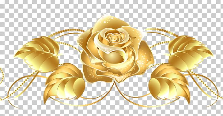 Rose Gold Flower PNG, Clipart, Computer Icons, Cut Flowers