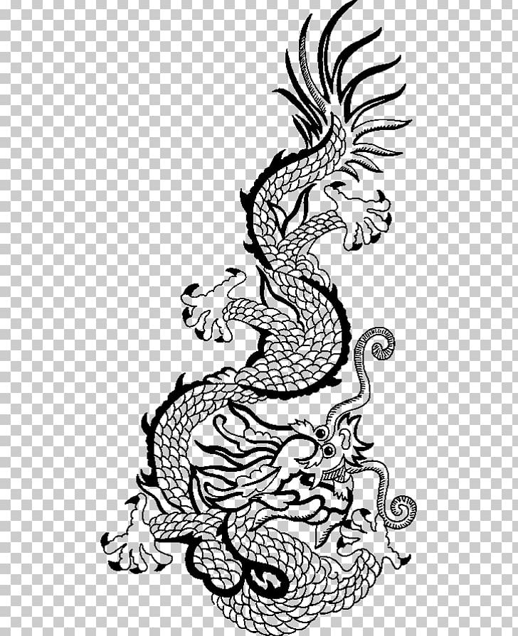 China Chinese Dragon Coloring Book Japanese Dragon Png Clipart Artwork Black And White Child Chinese Mythology