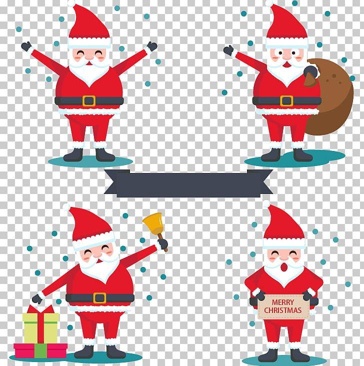 Santa Claus Christmas Ornament Gift PNG, Clipart, Area, Art, Artwork, Cartoon Santa Claus, Christmas Free PNG Download