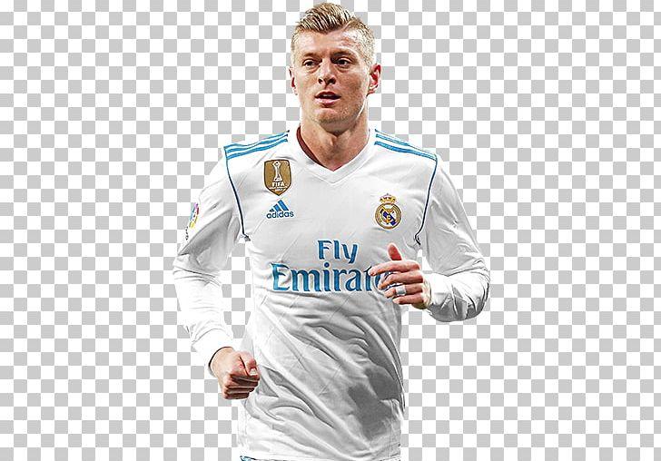82483f84616 Toni Kroos FIFA 18 Real Madrid C.F. Germany National Football Team Football  Player PNG