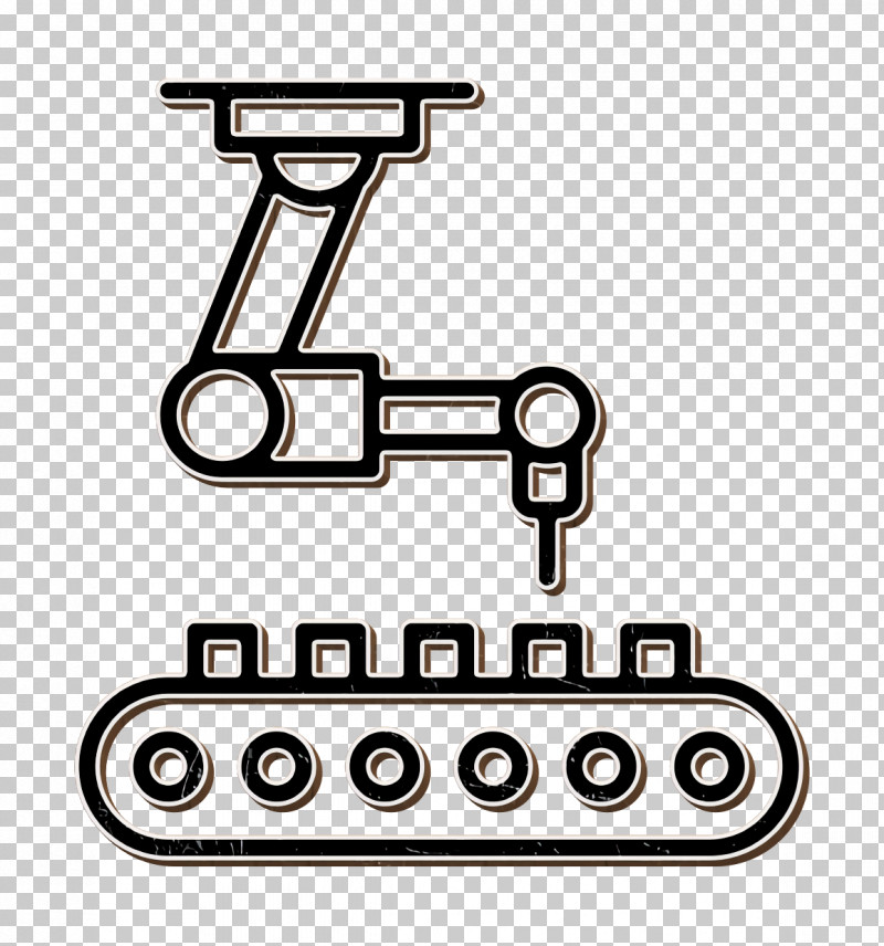 Factory Icon Industrial Robot Icon Industry Icon Icon PNG, Clipart, Automation, Die Casting, Factory, Factory Icon, Industrial Robot Free PNG Download