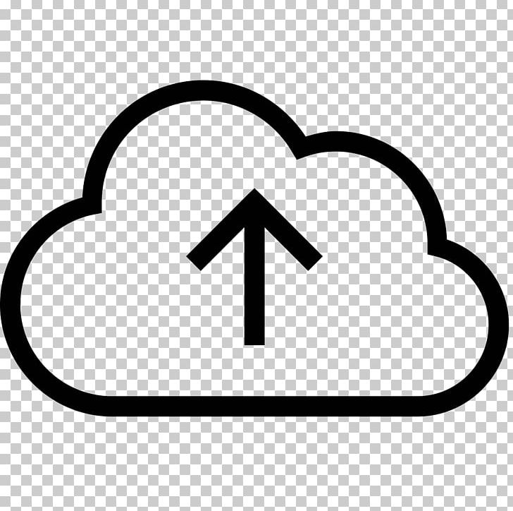 Cloud Computing Upload Computer Icons Web Hosting Service PNG, Clipart, Area, Black And White, Cloud, Cloud Computing, Cloud Icon Free PNG Download