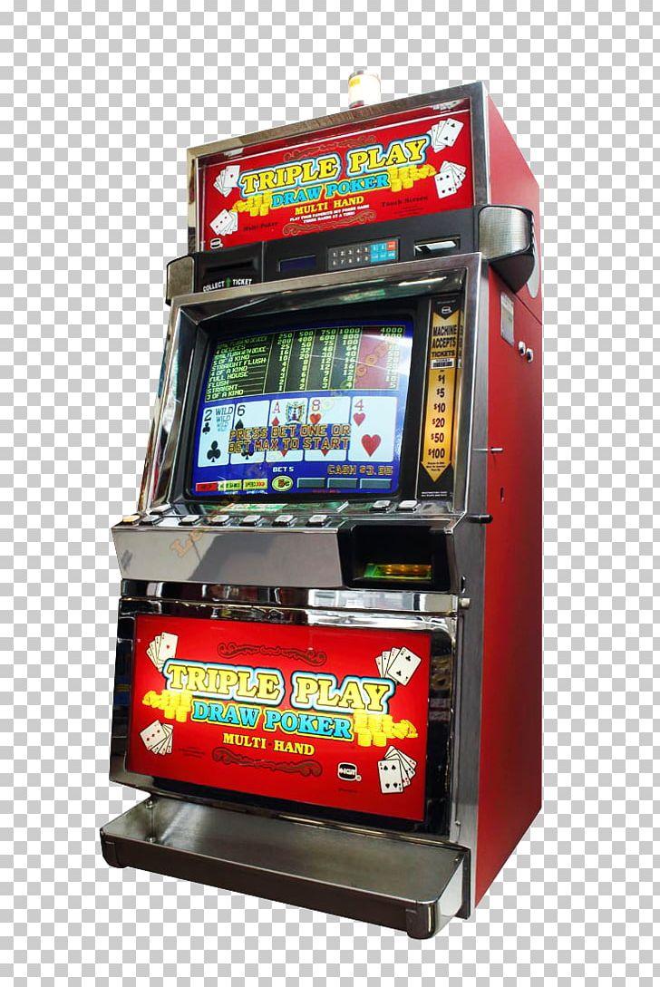 Slot Machine Texas Hold 'em Poker Casino Game PNG, Clipart ...