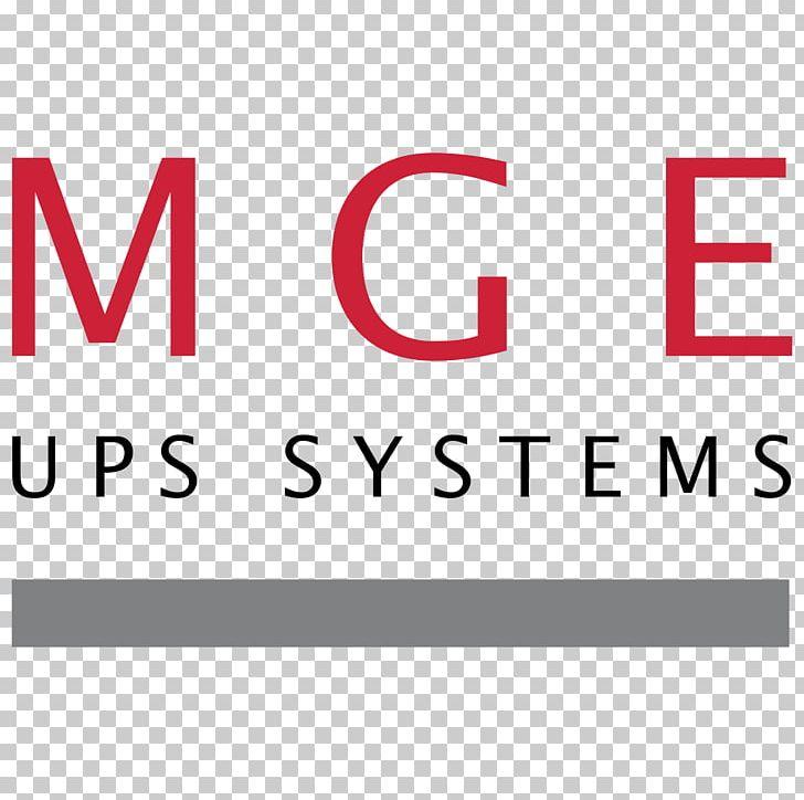 UPS MGE USV-Systeme Schneider Electric Logo Electricity PNG