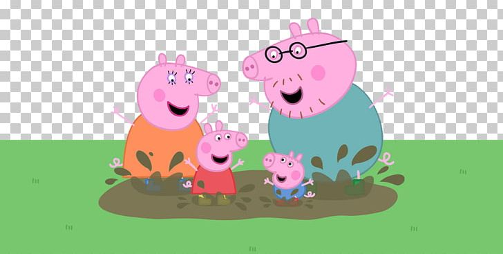 Daddy Pig George Pig Daddy Loses His Glasses The School Fete