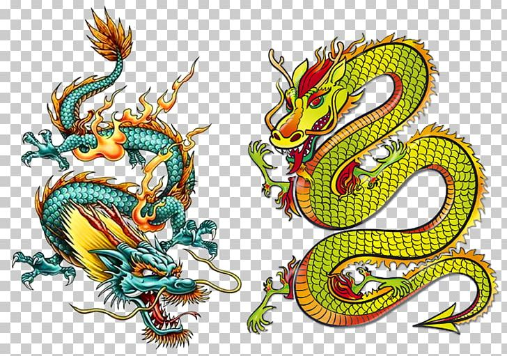 Chinese Dragon Tattoo Japanese Dragon PNG, Clipart, Art, China