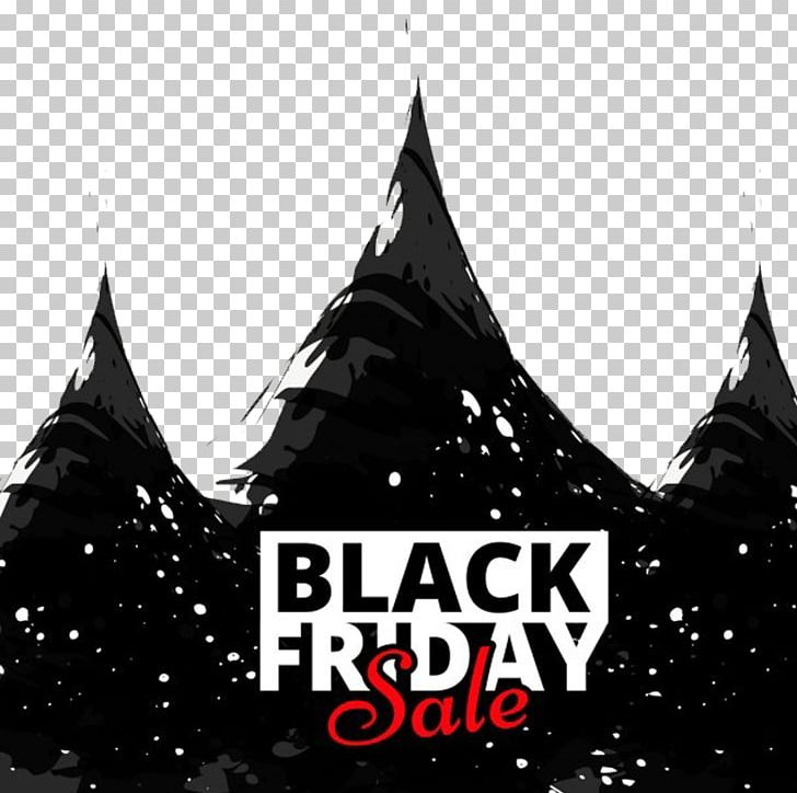 Black Friday Sales Poster Advertising PNG, Clipart, Black, Black And White, Black Friday, Brand, Christmas Decoration Free PNG Download