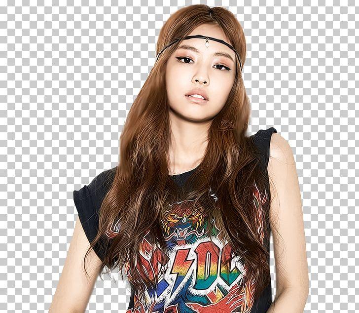 Jennie Kim BLACKPINK YG Entertainment Girl Group PNG
