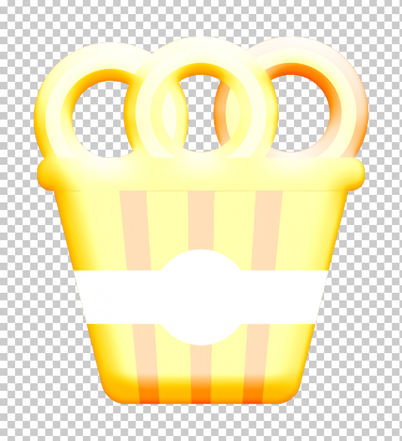 Onion Rings Icon Food And Restaurant Icon Fast Food Icon PNG, Clipart, Fast Food Icon, Food And Restaurant Icon, Meter, Onion Rings Icon, Yellow Free PNG Download