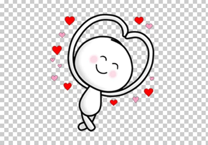 Sticker Love Telegram Happiness PNG, Clipart, Free PNG Download