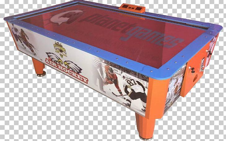 Table Air Hockey Game Ice Hockey Png Clipart Air Hockey Claw