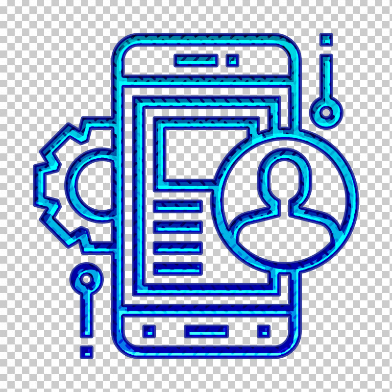 Virtual Reality Icon Mobile App Icon PNG, Clipart, Electric Blue, Line, Mobile App Icon, Symbol, Virtual Reality Icon Free PNG Download
