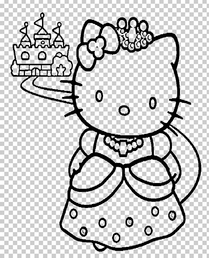 650+ Hello Kitty Coloring Book Free Download Free