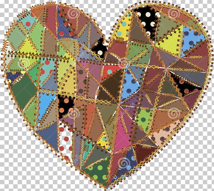 Patchwork Quilt Pattern Png Clipart Heart Objects Patch Patchwork Quilt Free Png Download