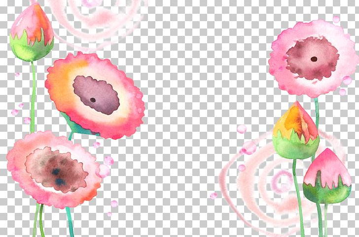 Watercolor: Flowers Watercolor Painting PNG, Clipart, Cake Decorating, Computer Wallpaper, Confectionery, Download, Flower Free PNG Download